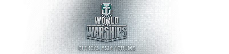 World of Warships Official Asia Forums