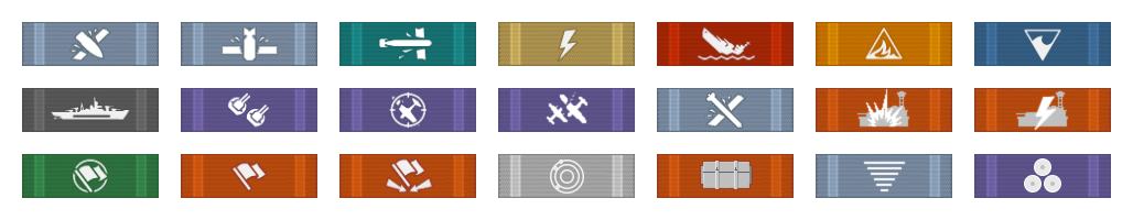 0.9.10+] Ribbons and Consumables from WOWS Legends - Interface  Modifications - World of Warships Official Asia Forums
